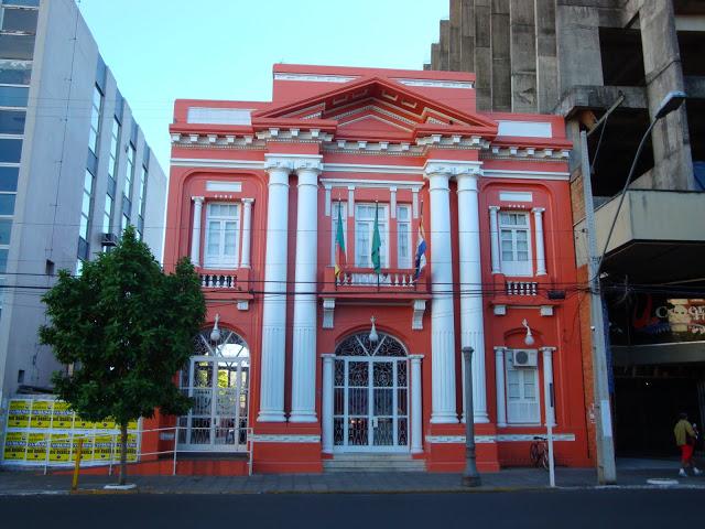 Prédio da Câmara Municipal de Uruguaiana