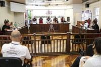 1ª Representativa da legislatura aconteceu hoje