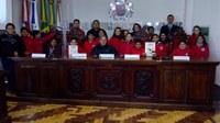"""""""Bombeiro Mirim"""" inicia programação da Escola do Legislativo"""