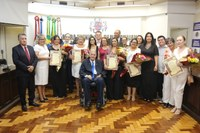"""Mulheres Cidadãs"" recebem diploma"