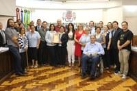 30 anos de ASCAMU são homenageados pela Câmara Municipal
