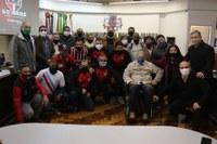60 anos do Esporte Clube Guarani registrados