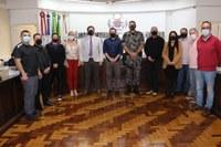 Ações do primeiro mês do Batalhão de Choque em Uruguaiana são relatadas