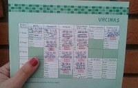 Apresentar carteira de vacinação na matrícula será obrigatório