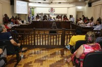Audiência Pública discute URUPrev e Fundo de Previdência