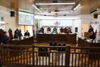 Câmara apoia demanda de oficias de justiça