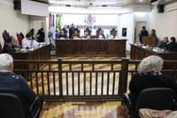 Câmara aprova o parecer desfavorável do TCE sobre contas de 2012