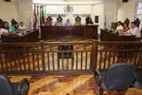 Câmara aprova projetos de Lei e matérias nesta sexta-feira