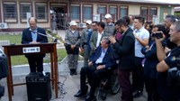 Câmara participa de ampliação de aeroporto e entrega de viaturas para a Brigada