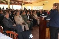 Legislativo presente em encontro sobre Fronteira