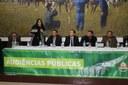Legislativo presente em debate do Funcriança
