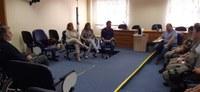 Câmara presente em reunião para fortalecimento de Rede de Atenção à Mulher
