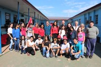 Câmara presente no aniversário de 48 anos da Escola Dom Bosco