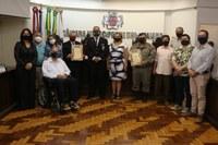 Câmara registra 183 anos da Brigada Militar