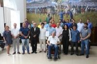 Câmara registra participação em concessão do transporte público urbano