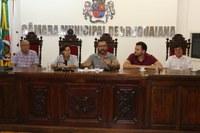 Câmara reúne lideranças para tratar sobre Santa Casa