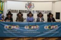 Câmara sedia II Jornada de Trânsito do Mercosul