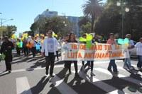 Caminhada pela luta antimanicomial aconteceu hoje