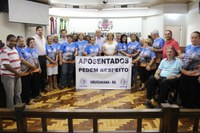 Comissão representativa aprova requerimentos de apoio à Atapur