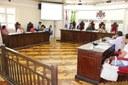 Comissão Representativa delibera sobre matérias do legislativo e recebe Executivo