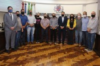 Comunidade surda teve espaço na reunião de terça-feira