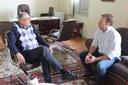 Concejal do Paraguai visita Câmara de Uruguaiana