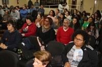 Contrariedade à reforma da previdência e cortes na educação é manifestada