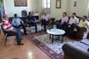 Deputado Estadual visita Legislativo de Uruguaiana