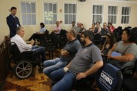 Escola do Legislativo realiza treinamento sobre Processo Legislativo e SAPL