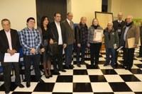 Escritor uruguaianense recebe homenagem in memorian do Legislativo