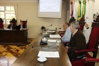 Executivo apresenta relatório sobre finança do 2º quadrimestre