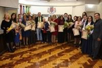 Honra ao Mérito é entregue a 11 mulheres em solenidade