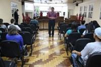 Jovens refletem sobre Voto Consciente na Câmara