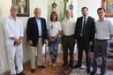 Legislativo acompanha vice-governador em agenda no Município