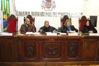 Legislativo aprova projetos de matérias orçamentárias