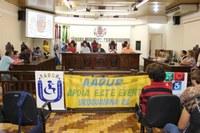 """Legislativo empenha-se pela garantia do """"Passe Livre"""""""