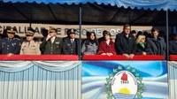 Legislativo participa de Dia da Bandeira em Libres