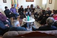 Legislativo recebe Governador do Rotary e presidentes de Clubs