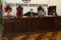 Lei Orçamentária foi apresentada por canais digitais