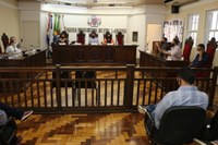 """Loteamento """"Olavo Rodrigues"""" na pauta da Comissão de Serviços"""