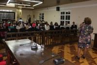 Mais de 100 participaram de palestras sobre 30 anos da CF