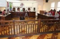 Metas fiscais de janeiro a abril foram demonstradas na Câmara