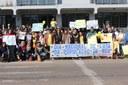 Mobilização acontece no Dia de Luta da População em Situação de Rua