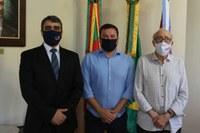 OAB visita presidência