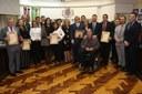 Personalidades são homenageadas na Semana de Uruguaiana