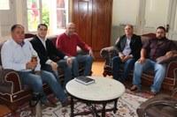 Presidência recebe diretório do PSDB
