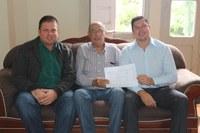 Presidente recebe informações sobre repasse de recursos estaduais para Uruguaiana
