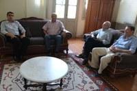 Presidente recebe OAB-Subseção Uruguaiana