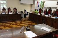 Primeira Reunião da Comissão  Representativa