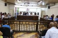Primeiro encontro da Comissão Representativa reuniu todos vereadores